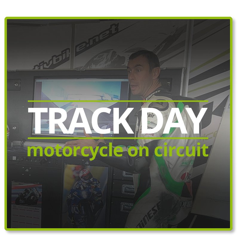 Activbike : motorcycle track days organization on speed circuits in France, Spain, Italy