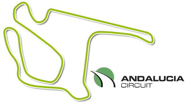 Presentation of track sessions on the circuit :  Andalucia (Spain)