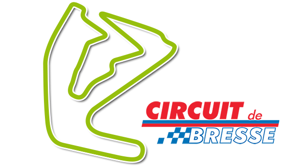 Presentation of track sessions on the circuit :  Bresse (France)