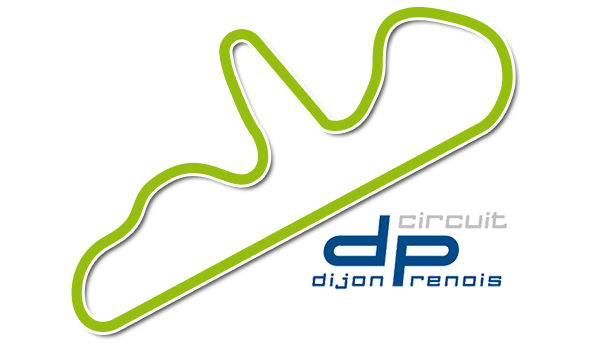 Presentation of track sessions on the circuit :  Dijon-Prenois (France)