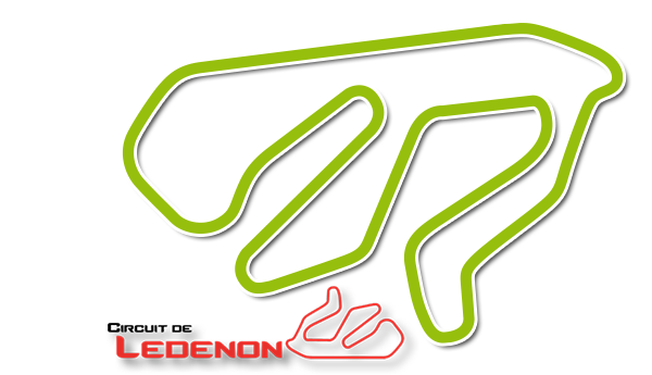 Presentation of track sessions on the circuit :  Lédenon (France)