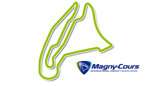 Presentation of track sessions on the circuit :  Magny-Cours GP (France)