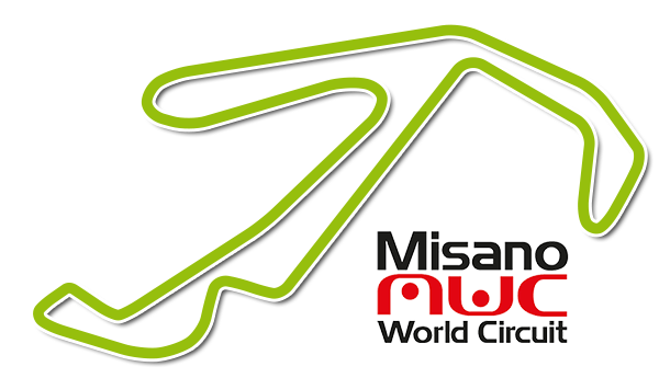 Presentation of track sessions on the circuit :  Misano (Italy)